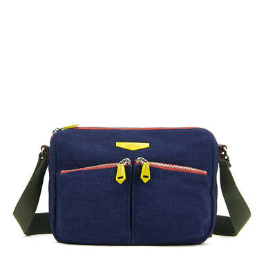 Kaeon Wanderer Crossbody Bag - Blue