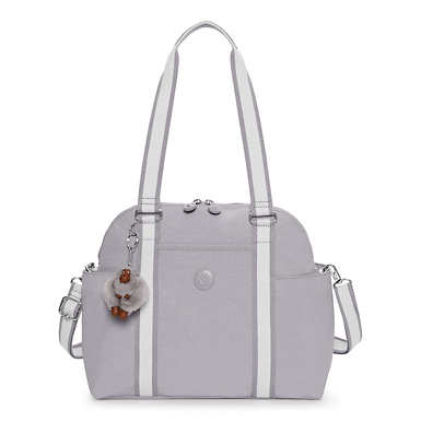 Dunzello Handbag - Slate Grey