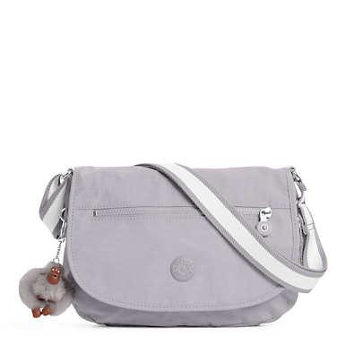 Edmund Crossbody Bag - Slate Grey