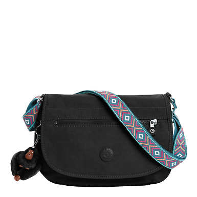 Edmund Crossbody Bag - Black