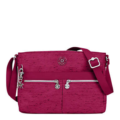 Angie Crossbody Bag - Spring Red