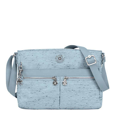 Angie Crossbody Bag - Shell Blue