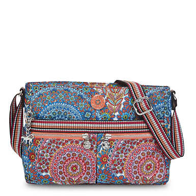 Angie Printed Crossbody Bag - Sunshine Happy