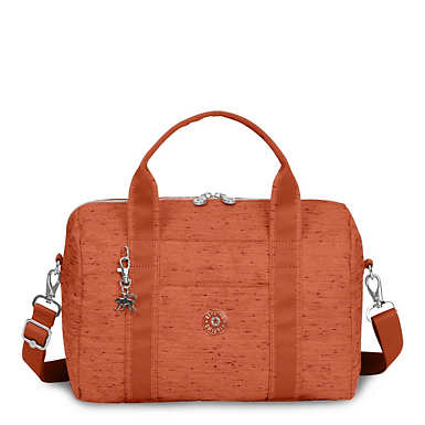 Folami Handbag - Citrus Orange