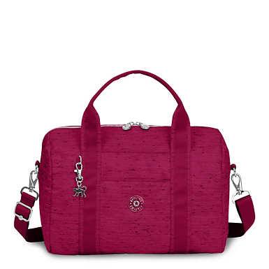 Folami Handbag - Spring Red