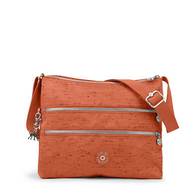 Alvar Crossbody Bag - Citrus Orange