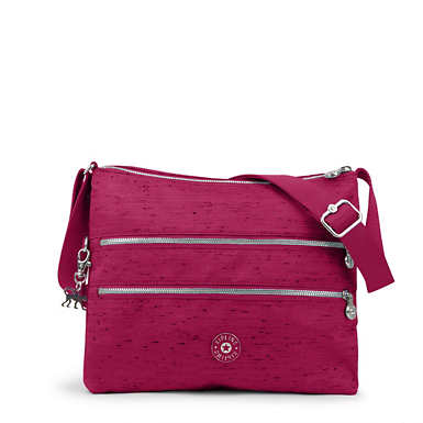 Alvar Crossbody Bag - Spring Red