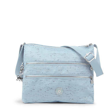 Alvar Crossbody Bag - Shell Blue