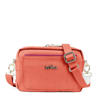 Hoppock Crossbody Bag - Citrus Orange
