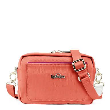Hoppock Crossbody Bag - Citrus Orange