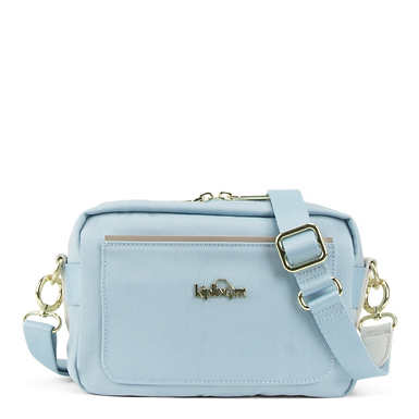 Hoppock Crossbody Bag - Shell Blue