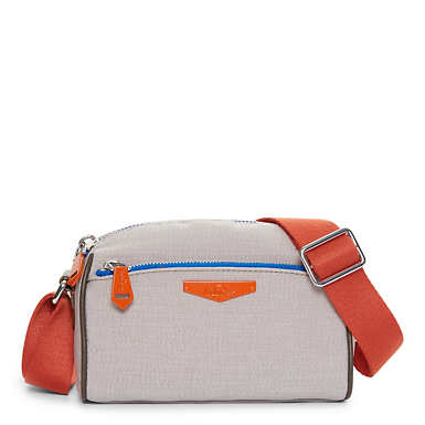 Kaeon Mini Crossbody Bag - Beige