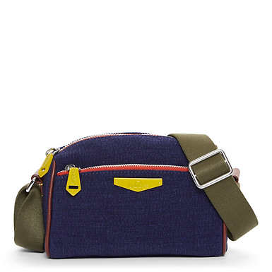Kaeon Mini Crossbody Bag - Blue