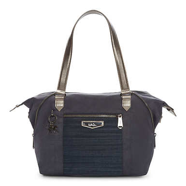 Art S Handbag - Eclipse Blue
