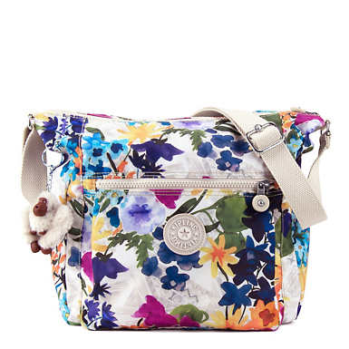 Bethel Printed Handbag - Flower Power