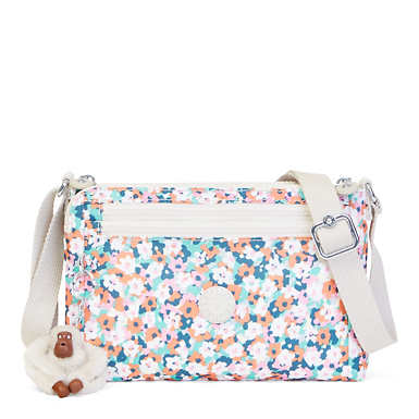Diane Printed Crossbody Bag - Meadow Flower Pink