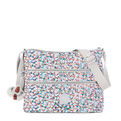 Alvar Printed Crossbody Bag - Meadow Flower Pink