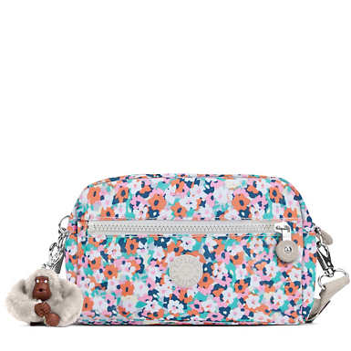 Eugene Printed Mini Bag - Meadow Flower Pink