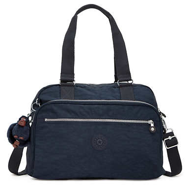 New Weekend Travel Bag - True Blue