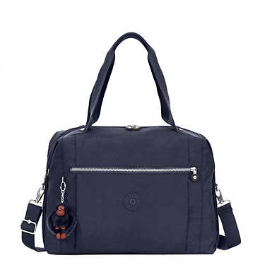 Ferra Weekender Duffel Bag - True Blue