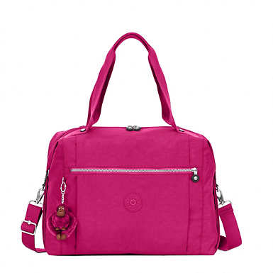 Ferra Weekender Duffel Bag - Very Berry