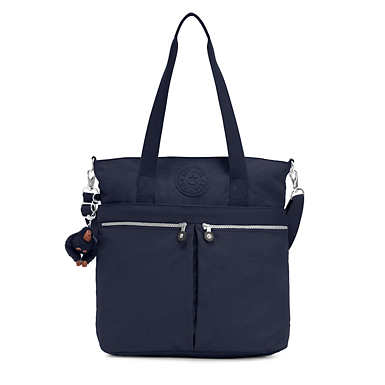 Pammie Tote Bag - True Blue