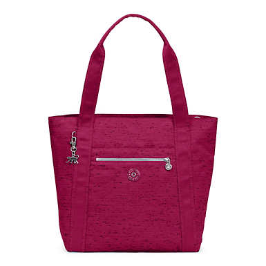 Foster Tote Bag - Spring Red
