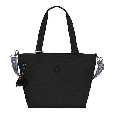 New Shopper Small Tote Bag - Black