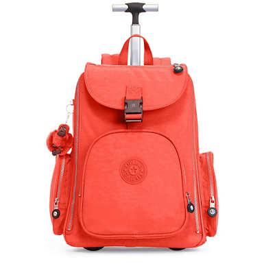Alcatraz II Wheeled Laptop Backpack - undefined
