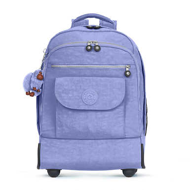 Sanaa Wheeled Backpack - Persian Jewel