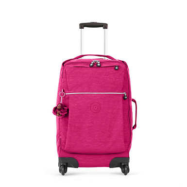 Darcey Small Carry-On Rolling Luggage - Very Berry