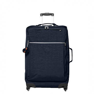 Darcey Medium Wheeled Luggage - True Blue