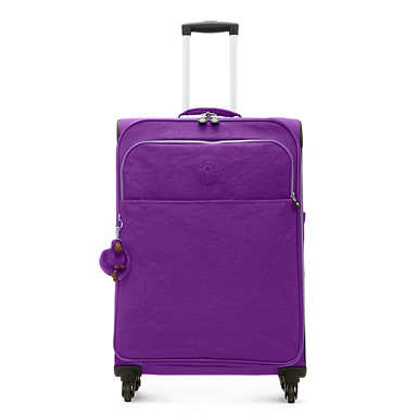 Parker Medium Wheeled Luggage - Tile Purple