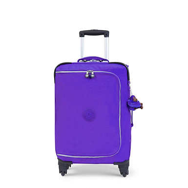 Cyrah Small Carry-On Wheeled Luggage - Sapphire