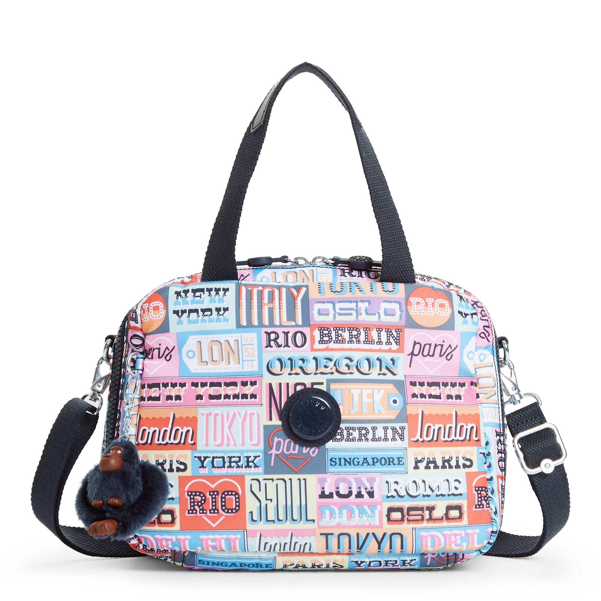 School bag with wheels singapore - Miyo Printed Lunch Bag Hello Weekend