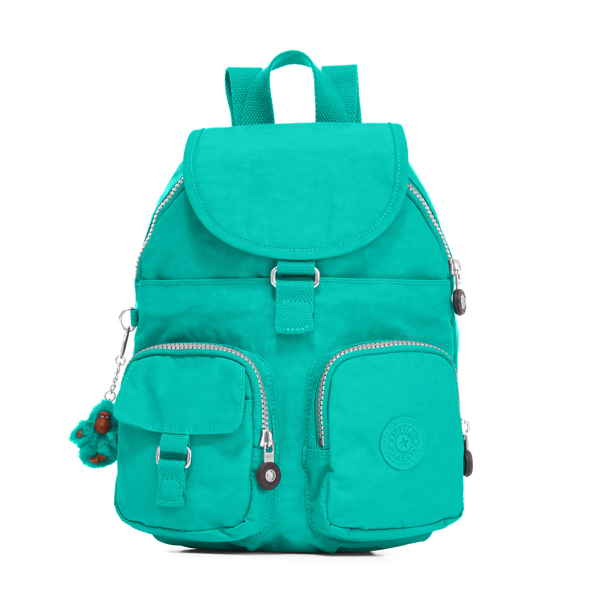 Lovebug Small Backpack - Jasmine Green | Kipling
