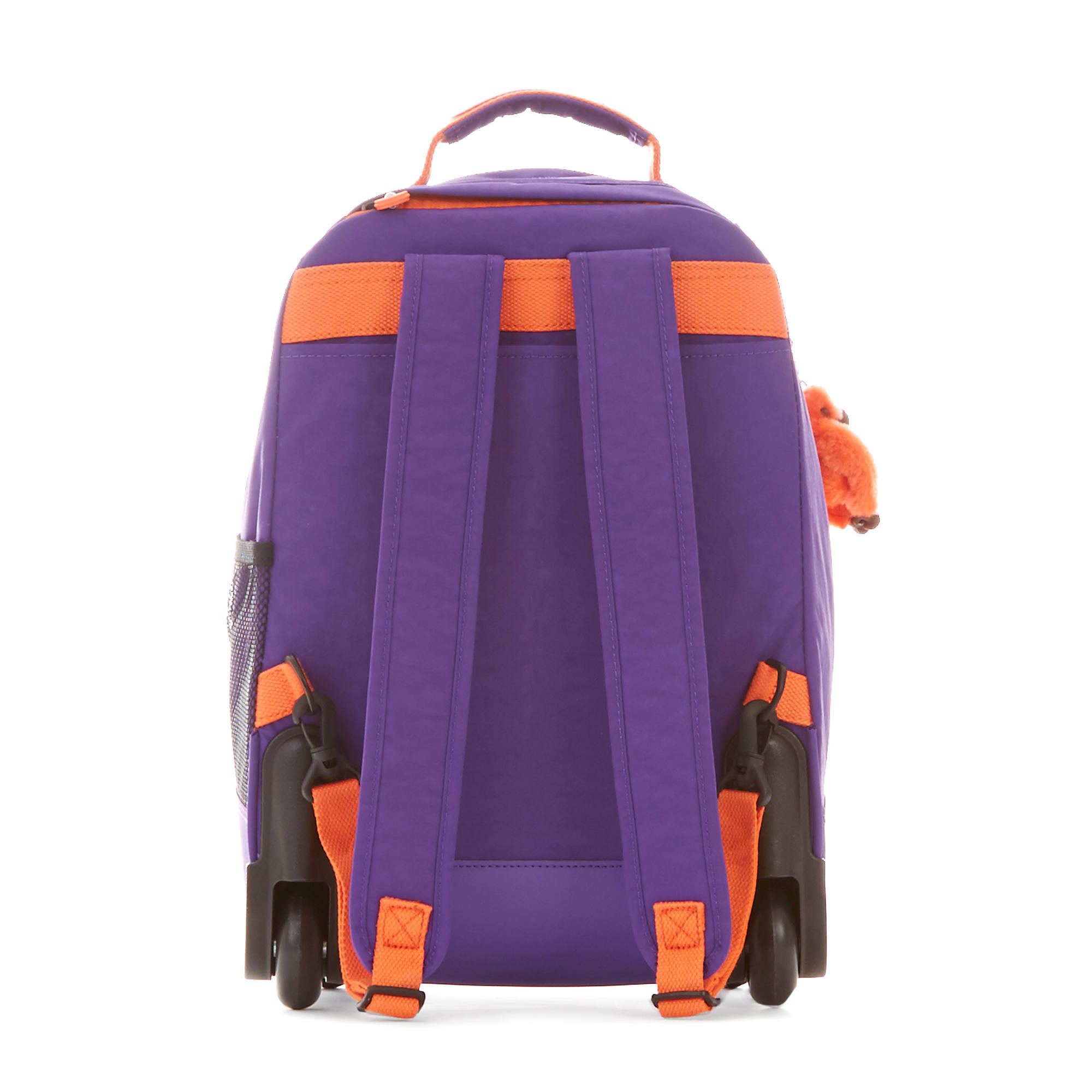 Sanaa Rolling Backpack - Violet Purple | Kipling