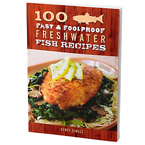 100 Fish Recipes Cookbook by Henry Sinkus