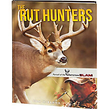 The Rut Hunters Book by Tom Miranda at Legendary Whitetails