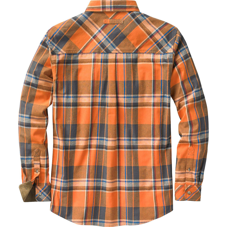 Legendary Whitetails Men's Buck Camp Flannel Shirt | eBay
