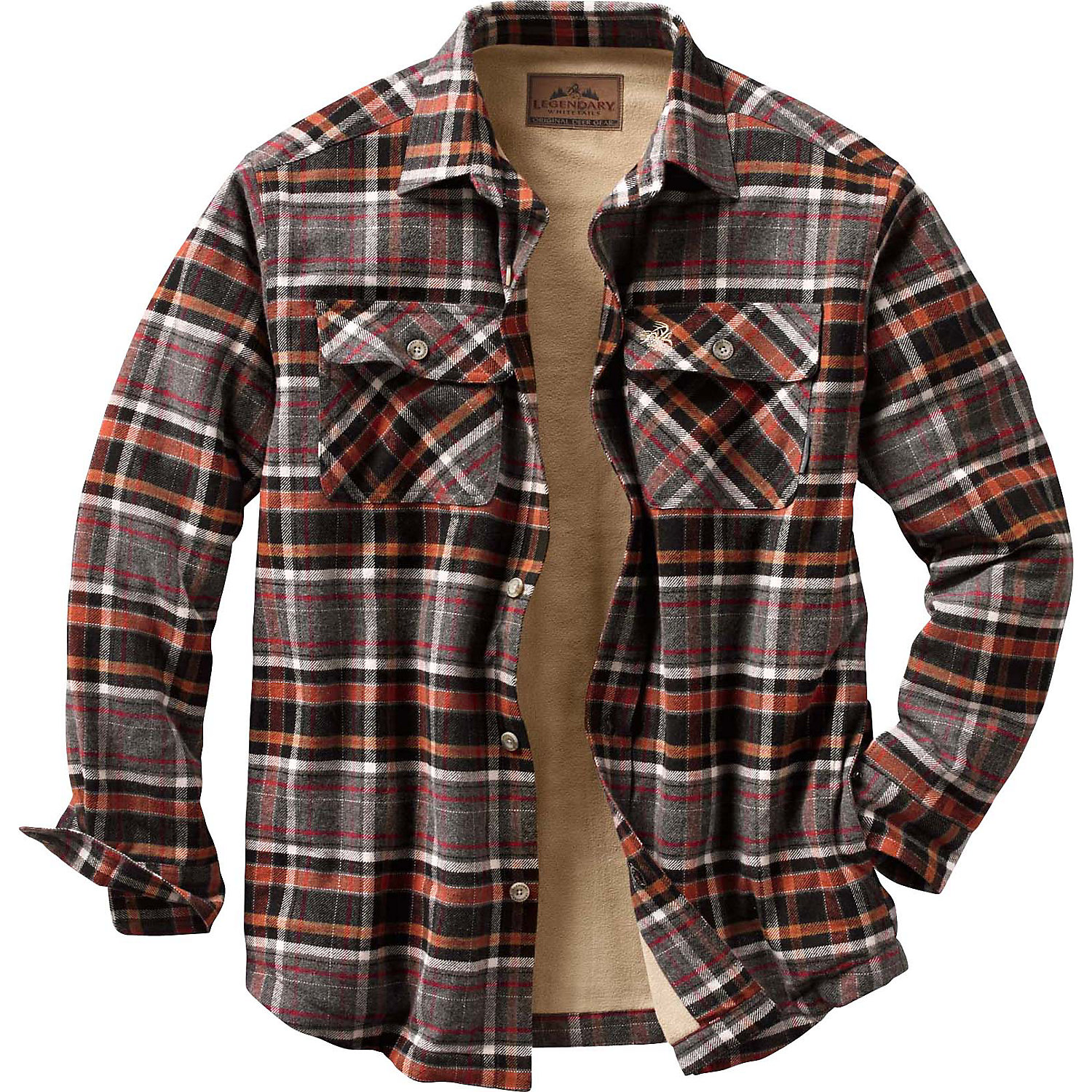 Men's Flannel, Chamois and Lined Shirts Shop 10mins.ml for the unbeatable comfort of our Men's flannel- and fleece-lined shirts. Our flannel shirts are made from high-quality Portuguese flannel, expertly brushed for softness.