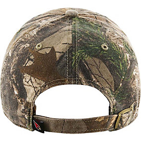Arizona Cardinals Realtree Camo Clean Up Cap