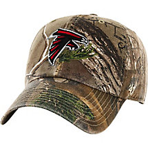 Atlanta Falcons Realtree Camo Clean Up Cap at Legendary Whitetails