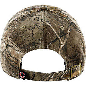 Chicago Bears Realtree Camo Clean Up Cap
