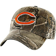 Chicago Bears Realtree Camo Clean Up Cap at Legendary Whitetails