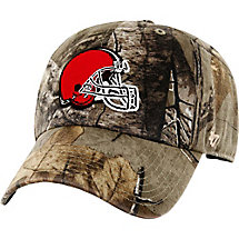 Cleveland Browns Realtree Camo Clean Up Cap at Legendary Whitetails