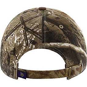 Minnesota Vikings Realtree Camo Clean Up Cap