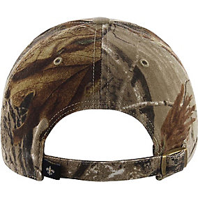 New Orleans Saints Realtree Camo Clean Up Cap