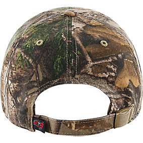 Tampa Bay Buccaneers Realtree Camo Clean Up Cap
