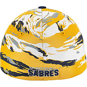 Buffalo Sabres NHL Team Camo Cap